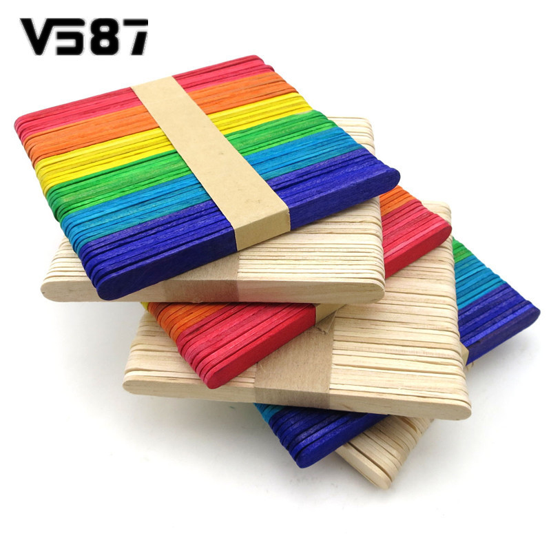 деревянный popsicle stick
