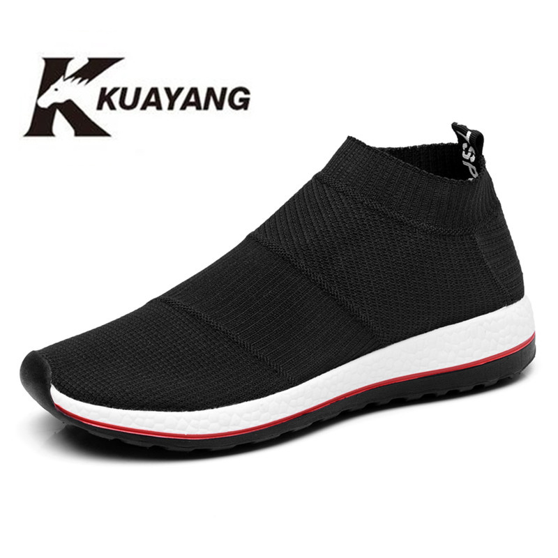 88eaf235c Superstar Sale Spring and Summer mesh Men Shoes Loafers 2019 Breathable  Brand Casual Outdoor Fashion Hot