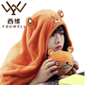 YOUWELL 2016 Himouto! Umaru-chan Anime Doma Umaru Cosplay Cloak Home Dress Blanket Soft Carton cos Cloth 140cm Cosplay Costumes