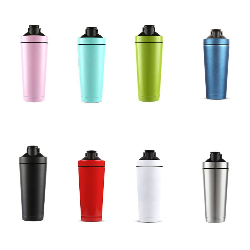 720ml Stainless Steel Insulated Cup Warm Cold Resistant Coffee Water Portable Drinking Mug Flask School Outdoor Sports Bottle