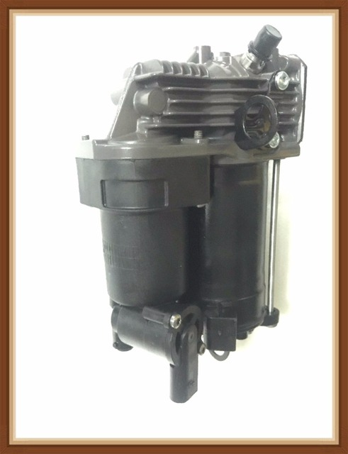 US $222 0 |for Mercedes GL & ML Class X164 W164 rebuild Genuine OEM Air  Ride Suspension Compressor 1643201204 A1643201204-in Chassis Components  from