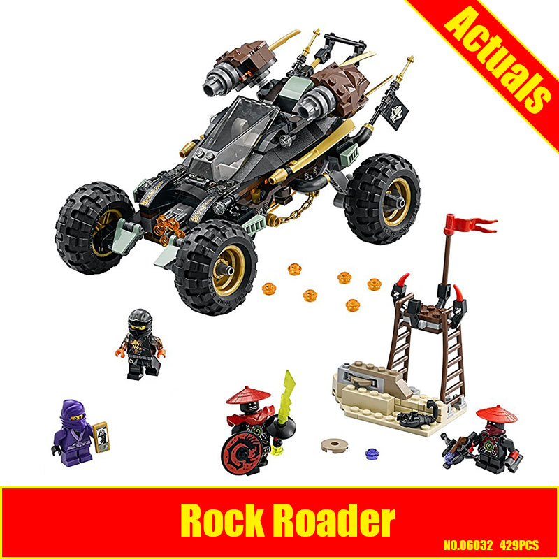 2017 New LEPIN 06032 443pcs Genuine Road Rocker Educational Building Blocks Model Kits Toys Compatible With 70589 Children Gifts new lepin 15003 2859pcs the topwn hall model building blocks kid toys kits compatible with 10224 educational children day gift