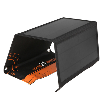 21W  Sun Power Panel Charger