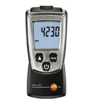 Testo460 Rotate Speed Measuring Instrument Tester Digital RPM Tachometer!!! BRAND NEW