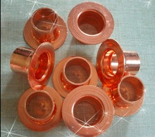 4PCS/LOT  Inner Diameter:28mm Copper Flange Lining Core Direct Pipeline Joint