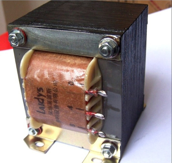 whosale high quality cow 15W Professional KT88, 6P3P, EL34 single-ended tube amplifier output transformer Z11 chips image