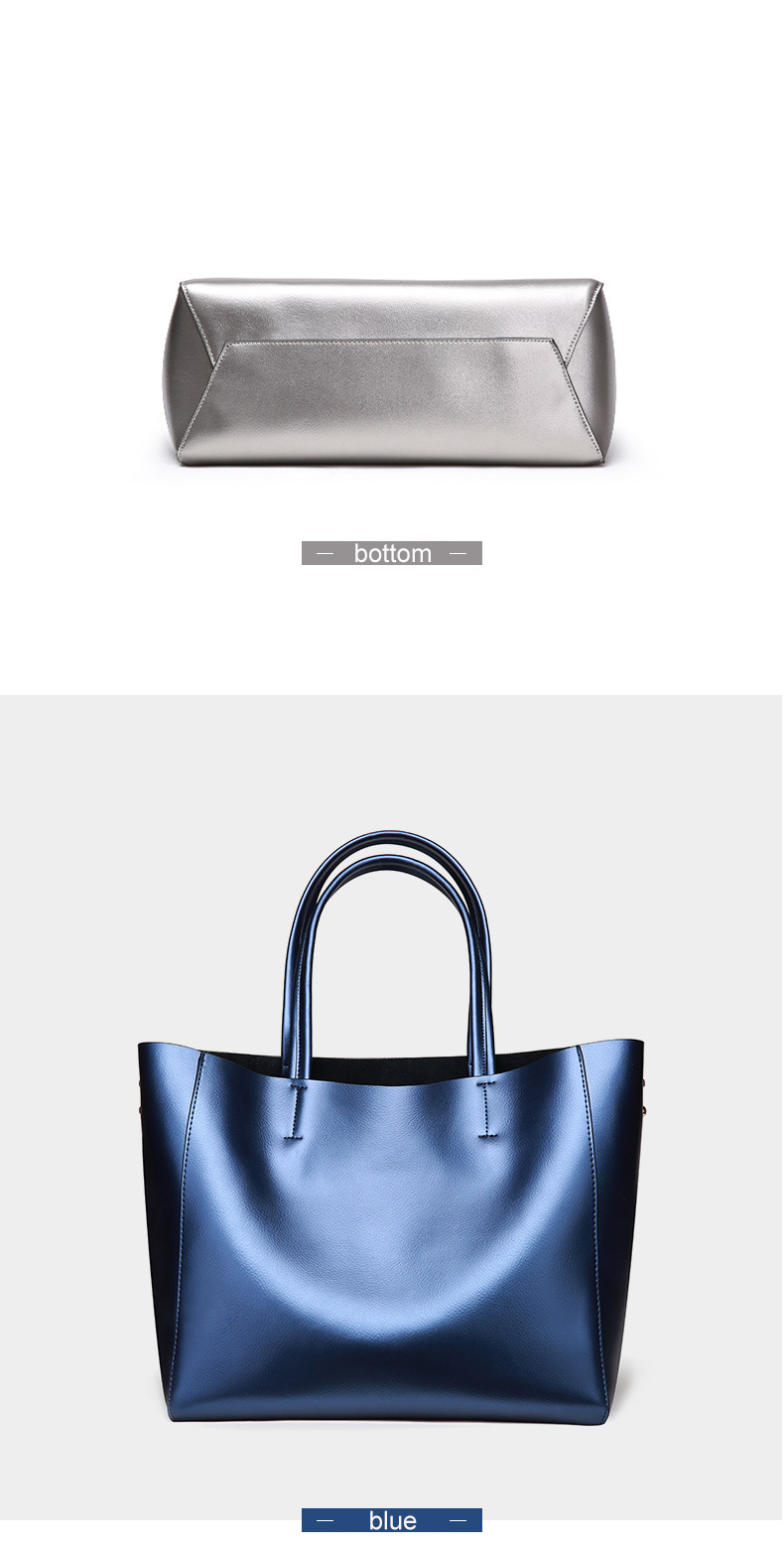 High Quality leather women bag