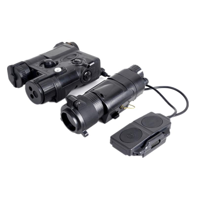 Tactical flashlight L-3 Advanced Illuminator Combo with ANPEQ-16A and M3X ADVANCED ILLUMINATOR black DE ex 179 tactical torch element tactical light l 3 advanced illuminator combo with an peq 16a and m3x hunting tactical flashlight