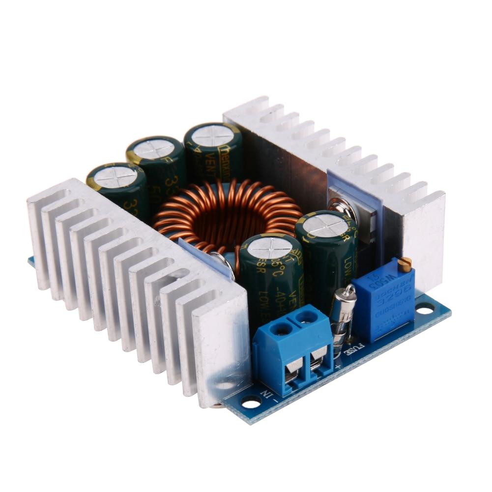 1Pc Mini 60mmx51mmx22mm Details about 100W 12A DC-DC Buck Step-Down 5-40V 24V to 1.2-36V 12V Laptop Car LED Converter