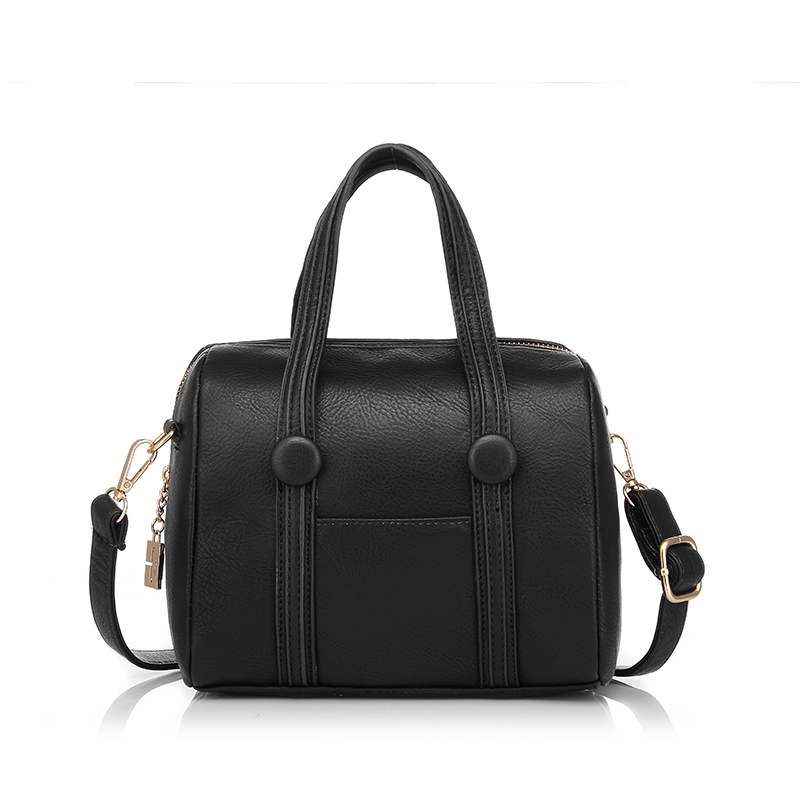 ФОТО Fashion Women Shoulder Bags Ladies Handbag Large Designer Style Messenger Tote Bags High Quality PU Leather Handbag for Women