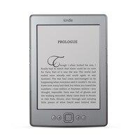 Yenilenmiş Kindle 4 E-kitap, e-mürekkep Ekran 6 inç Ebook Okuyucu Elektronik e kitap Gri Ereader 2 GB