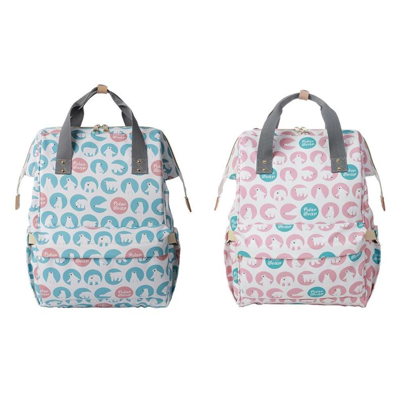Mummy Maternity Diaper Bag Large Nursing Bag Travel ...