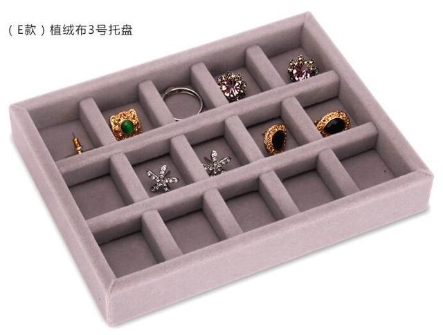 Drawer DIY Jewelry Storage Tray 6