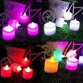 Светодиодная свеча с держателем TN88