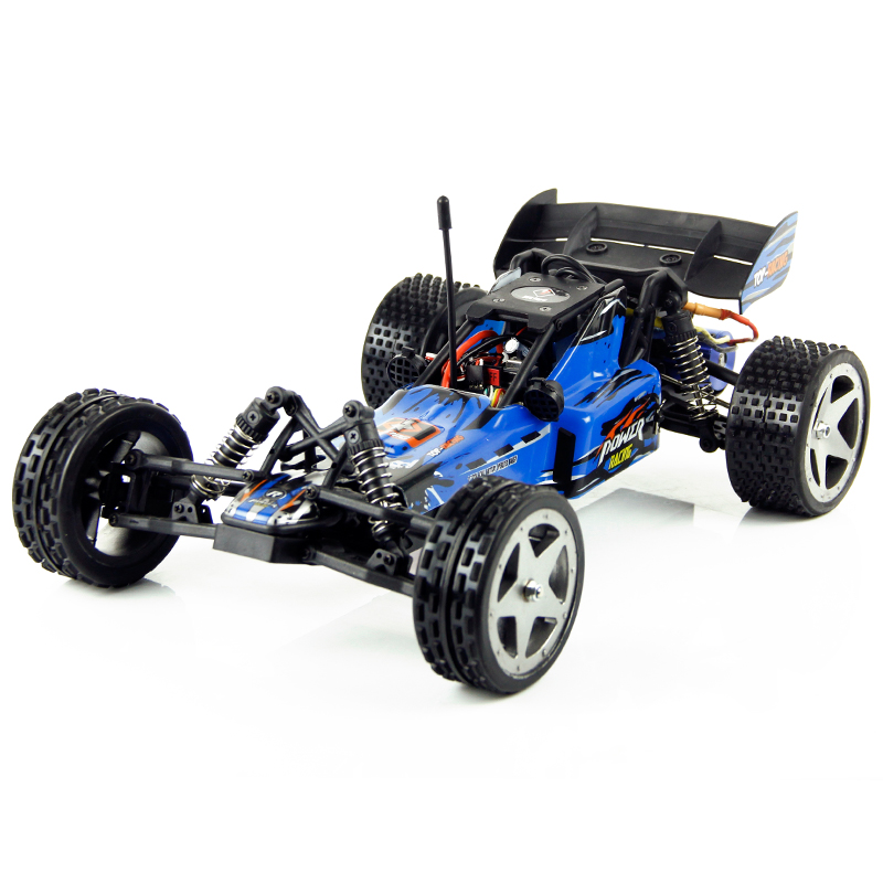 Wltoys L202 2 4G 1 12 Brushless RC Racing Car High Speed 60KM H RTR With