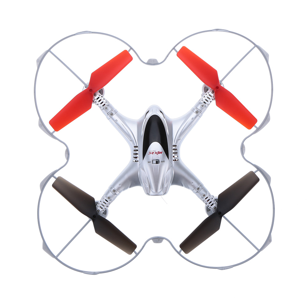 MJX X300C 2.4G RC Quadcopter Drone 6-axis with Wifi Camera 2.4G 4CH 6-Axis Gyro RTF remote control toy rc helicopter-white