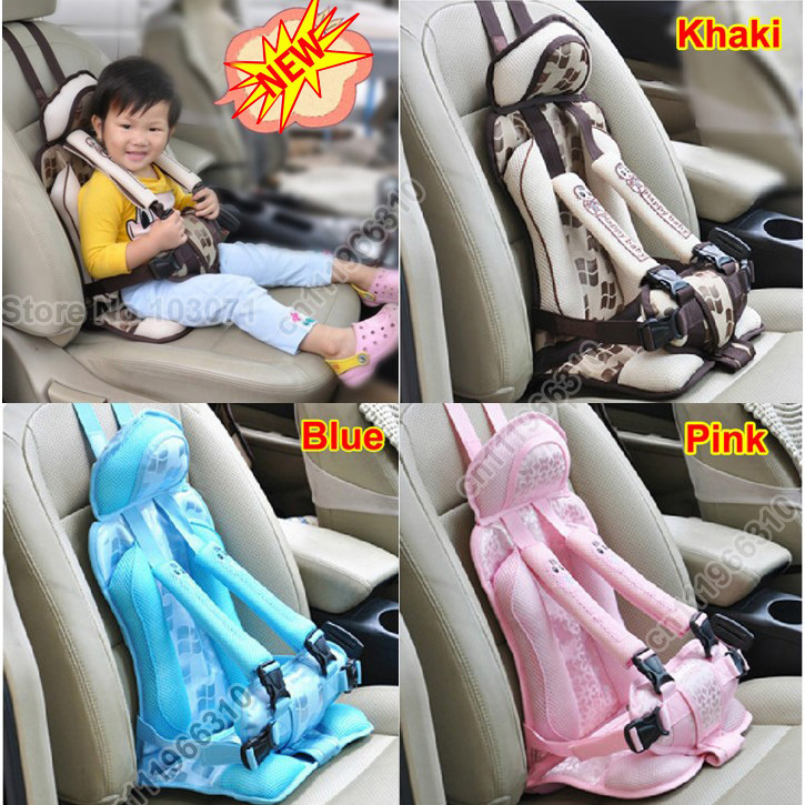 Portable Travel Baby/Child/Kid/Toddler/Infant Auto Car Safety Safe ...