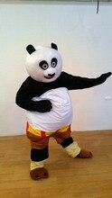 BING RUI CO Adult size Kungfu panda Mascot costume Kung Fu Panda Mascot costume Kungfu panda