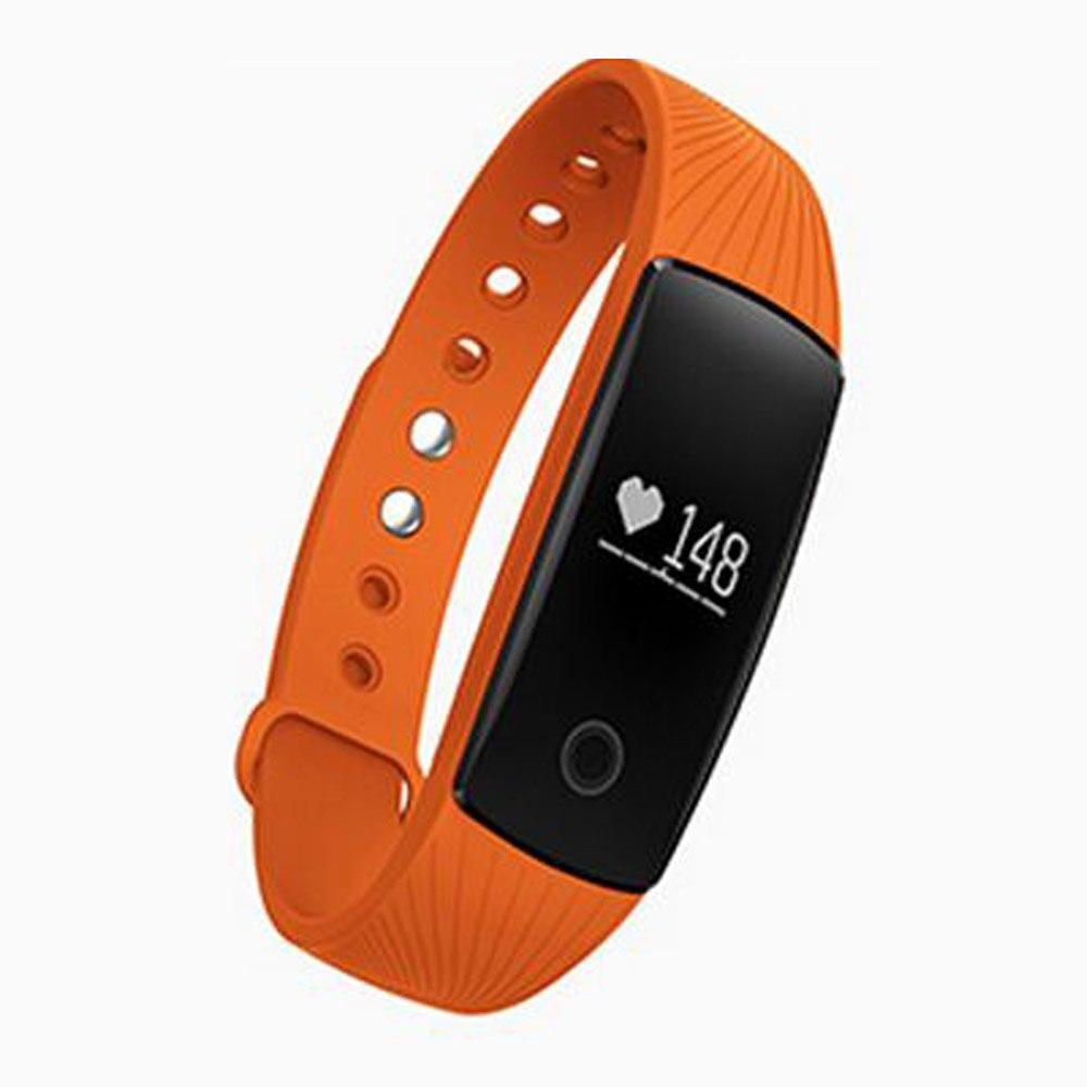 Fitness Tracker font b Smart b font Band for iPhone 5 6 plus 7 Xiaomi Meizu