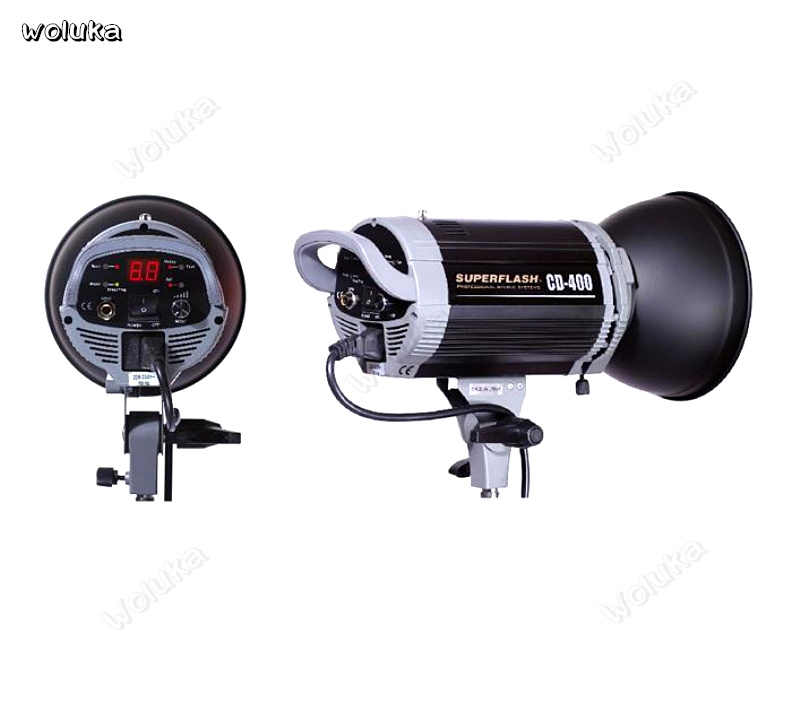 CD400 ультра флэш студийный комплект фотографии, видео, освещения профессиональный четыре лампы Комплект куст торшер света CD50 T11
