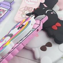 3D Cute Cartoon Soft Cover