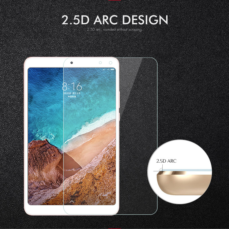 С уровнем твердости 9H закаленное Стекло для Xiaomi mi Pad mi pad 4 mi pad4 плюс 8,0 дюймов 10,1 планшет Экран протектор Защитная пленка, стекло Защита