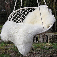 Super Soft Washable Sheepskin Rug Fur Wool Fluffy Carpets 65*102cm Shiny Wool Carpets Runner Rugs Bed Floor Chairs Decorations