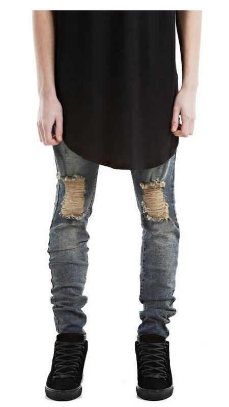 Popular Low Cut Jeans Men-Buy Cheap Low Cut Jeans Men lots from ...