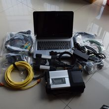 Super MB SD C5 HDD with laptop new N3060 diagnostic PC 4GB installed V2017.12 software for mb sd c5 for bmw icom next a b c