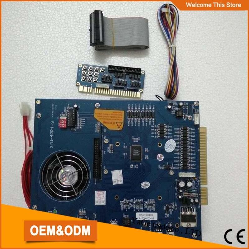 Best price!!! 2100 in 1 VGA Game Board With 40G Hard drive,Intel G31 Motherboard, Celeron Daul-Core CPU,1G DDR II memory