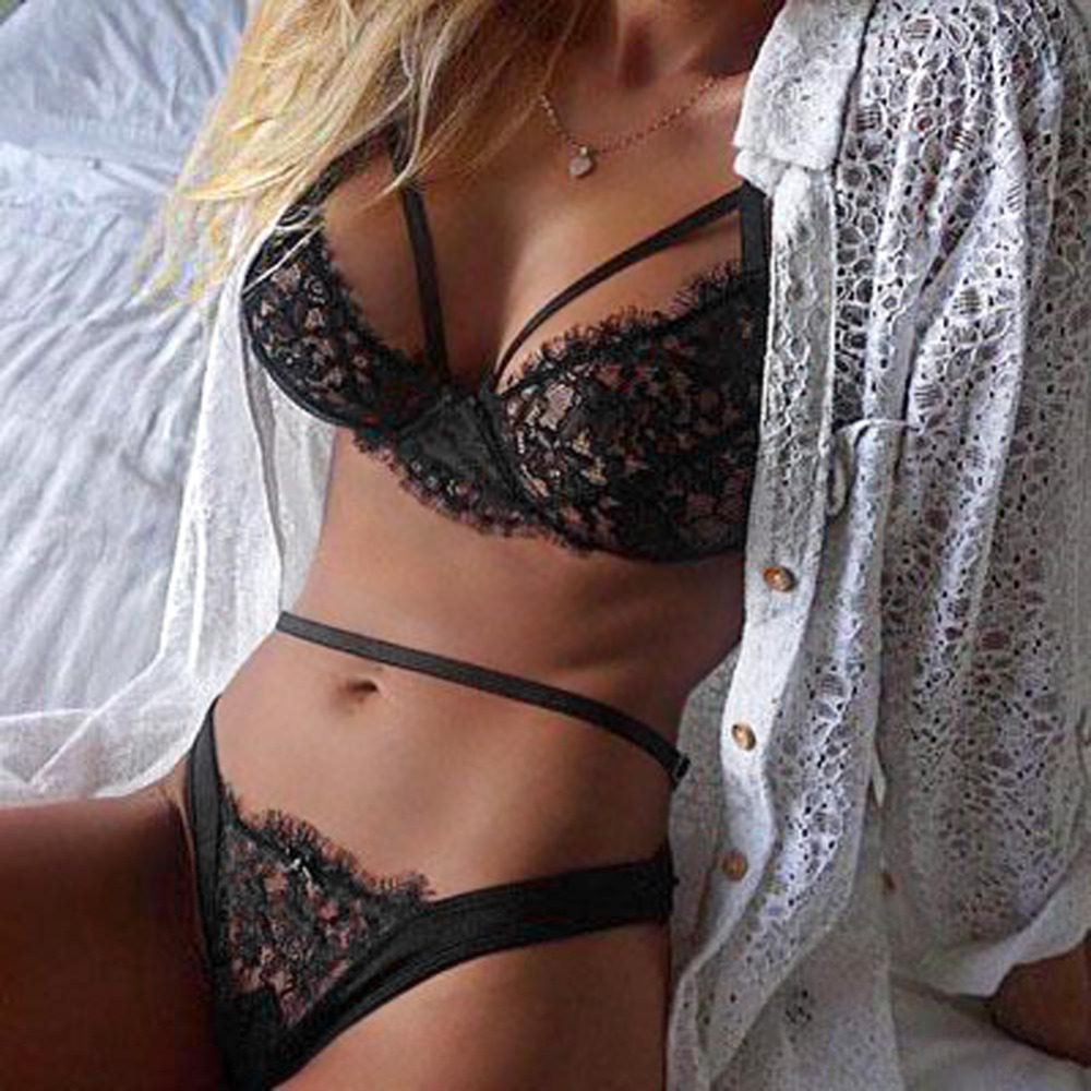 HoT New Sexy Womens Ultra Thin Floral Lace Crochet Bralette Bra Top Brassiere Seamless Soft Lingerie Sheer Bra brasier mujer Z1 Колготки