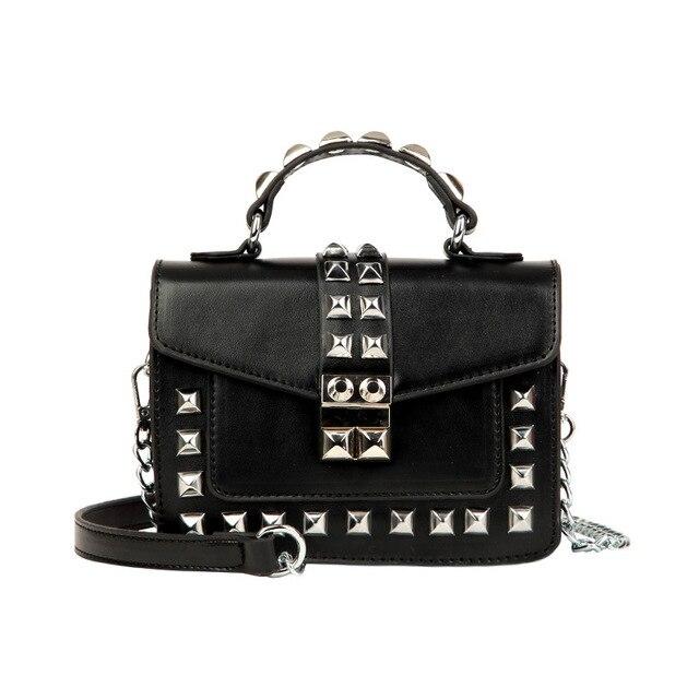 PU Leather Flap Handbag...