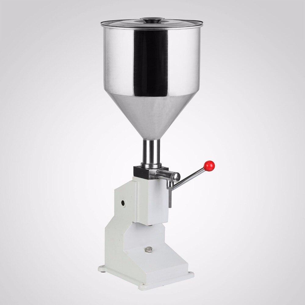 VEVOR Liquid Filling Machine 5~50ml Manual Liquid Filling Machine