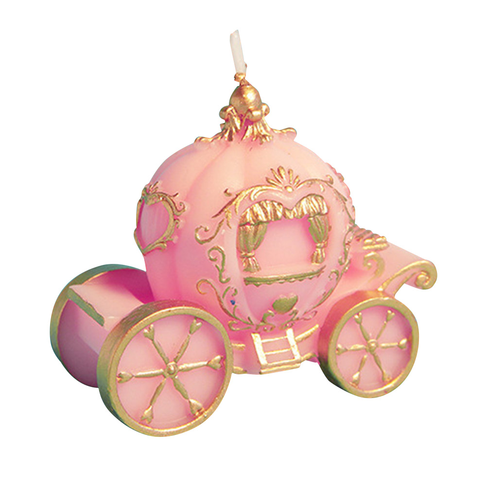 Pink Romantic Creative Birthday Candle Car Art Yankee Candles Small Gift Flickering Candles Lumino Magic Birthday Candle 5LZ009