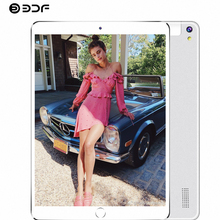 BDF 10 Inch Tablet Pc 4GB+32GB Android 7.0 IPS 1920*1200 Octa Core Tablet Phone Built-in 3G WiFi Android Laptop Tablet 10 10.1