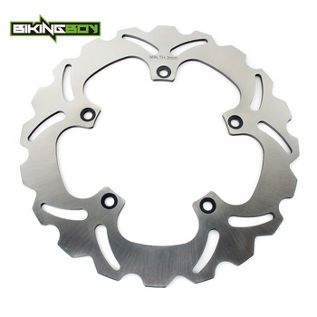 BIKINGBOY For YAMAHA XP 530 T-Max / ABS 12-15 XP 500 T-Max 04-07 YP 400 Majesty YP 125 250 R X-Max Front Brake Disc Disk Rotor