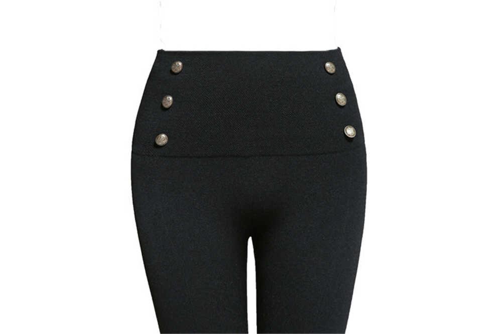 Legginsy damskie Push Up Hip Fitness Sexy leginsy elastyczny, wysoki stan szczupłe spodnie do joggingu damskie