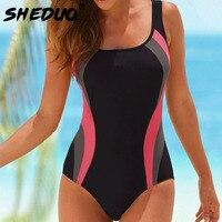 2017 New Arrival Sexy Women Swimsuit Professional Sport Swimwear Triangular Bathing Suit One Piece Beachwear