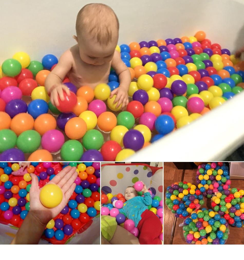Bolas de brinquedo