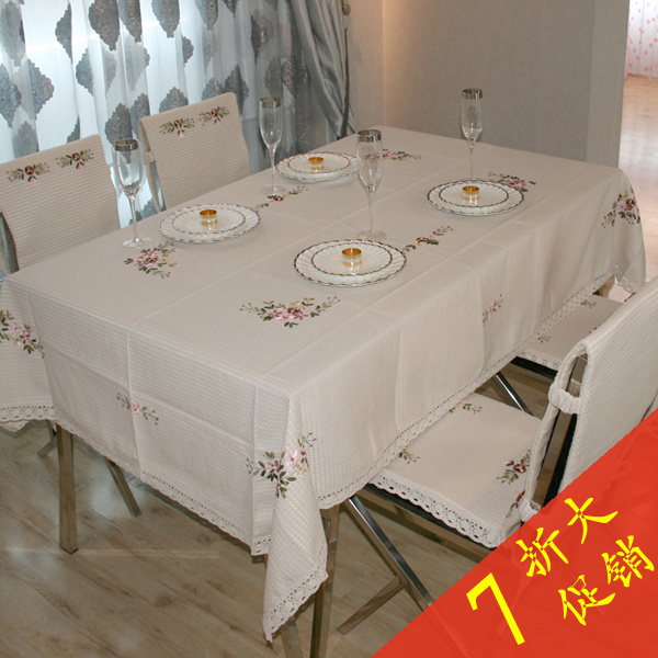 Dining Room Table Covers Protection Com · Free Shipping Linen Handmade  Embroidered Table Cloth Tablecloth