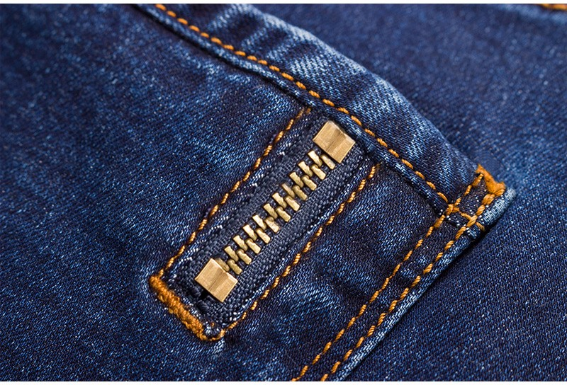 Drizzte Brand New Fashion Mens Jeans Slim Stretch Pants Thin Denim Trousers Size 35 36 38 40 42 Lightweight Jeans for Men 13