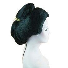 StrongBeauty Японский гейша парик косплей парик синтетические волосы