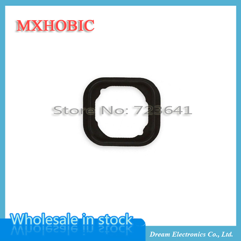 MXHOBIC Gasket-Rubber Spacer-Sticker Glue-Adhesive Holding Home-Button iPhone 5 7-Plus