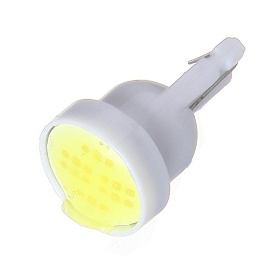 T10 194 168 W5W 6 LED COB Chip Car Door Light Clearance Lights Wholesale Car Side wedge Light Bulbs Car styling white 12v white color t10 led 8 smd 1206 8leds 8smd car interior light 194 168 192 w5w 3020 auto wedge lighting dc 12v clearance lights