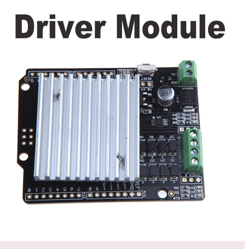 Motor Shield V2.0 Driver Module Expansion Board for Arduino L298 Development of Micro Robots Intelligent Vehicles