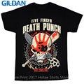 Camiseta Zombie Kill con cinco dedos y manga corta y cuello redondo para hombre a la última moda 2017