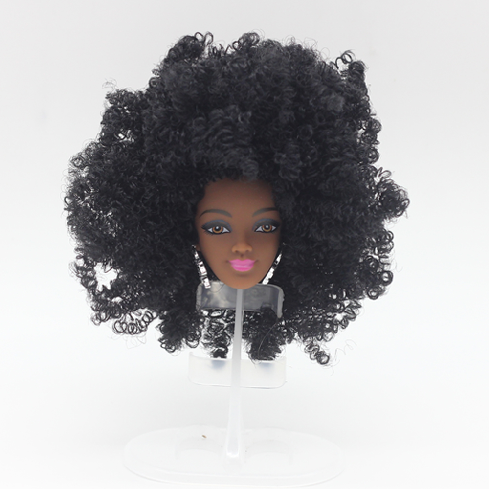 Black Doll Heads For Hairstyling Hairstyle Guides