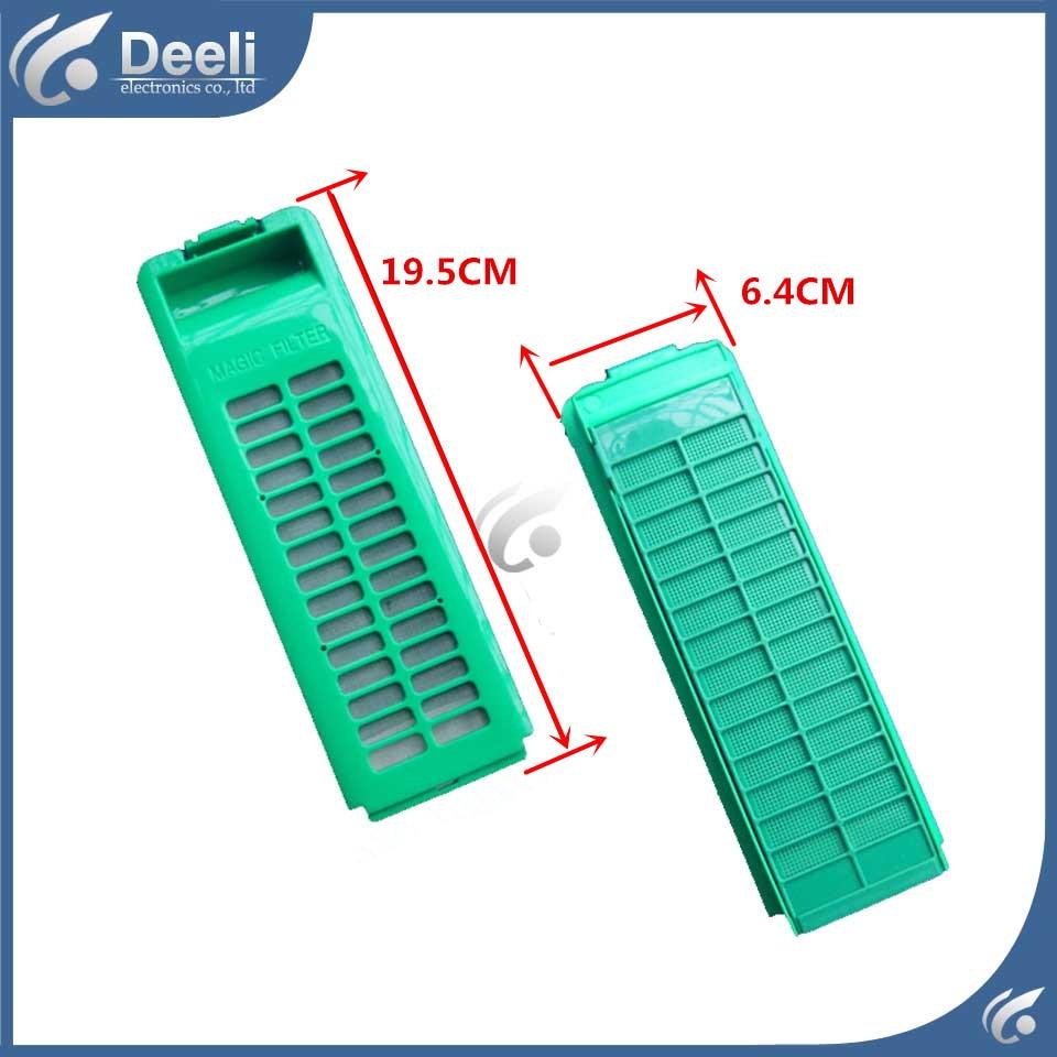 все цены на for Samsung washing machine filter XQB52-28DC XQB52-28DS XQB50-2288 mesh bag magic box онлайн