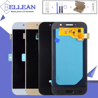 Catteny Replacement A5 2017 LCD For Samsung Galaxy A520 LCD A520F SM A520 A520M Display With Touch Screen Digitizer Assembly