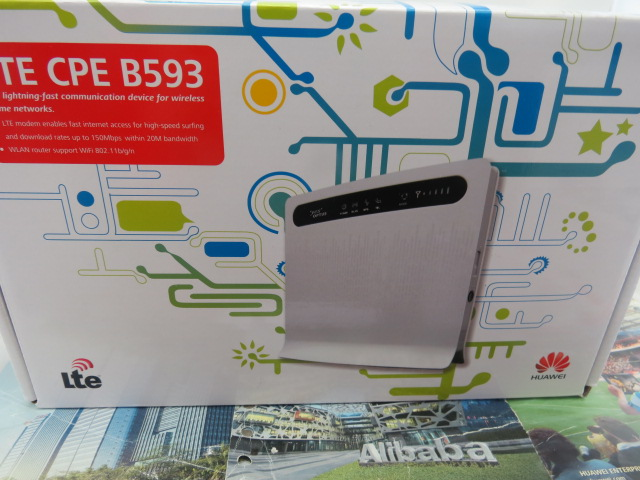 Unlock Huawei B593s-601 LTE TDD 2300Mhz FDD 1800/2600Mhz 150Mbps 4G 3G 2G Router wholesale original unlock lte fdd 150mbps alcatel one touch y855 4g mifi router support lte fdd 800 900 2100 1800 2600mhz